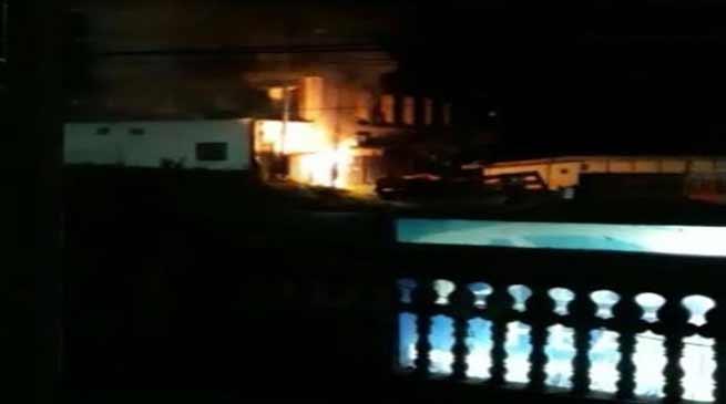 Itanagar: Major fire accident averted