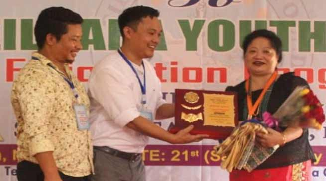 Arunachal:  Techi Jully appeal students community to work hard