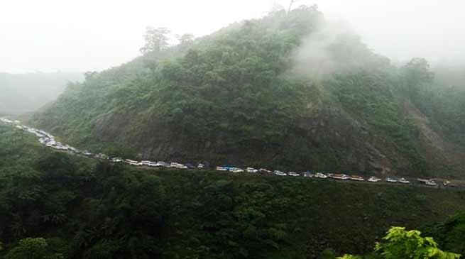 Arunachal Pradesh: Heavy rain, Landslides continue in state