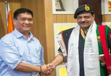 Khandu discussed with NCC officials for its expansion in Arunachal