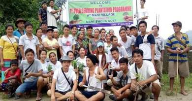 Arunachal: 1st ever Sebring plantation programme held at Mani