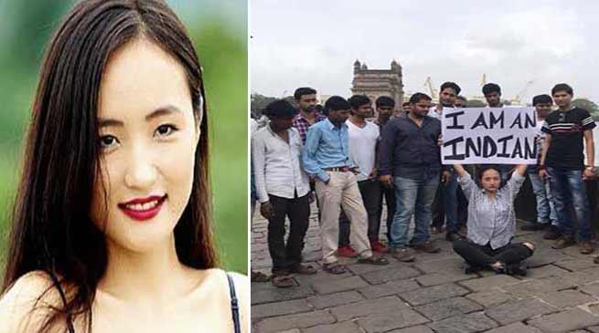 Arunachal: Chum Darang post goes Viral in Social Media