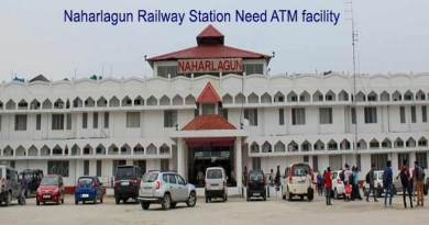 Arunachal: Passengers demand ATM facility at Naharlagun Railway station