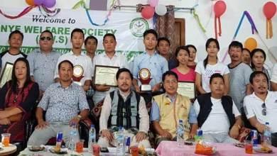 Photo of Arunachal: Pani Taram felicitates CBSE toppers