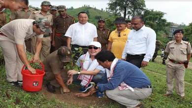 Photo of Arunachal:  Tree plantation should be taken up as a mission of life-Nabam Rebia