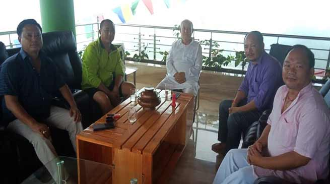 Arunachal:  West Kameng MLAs held Coordination committee meeting