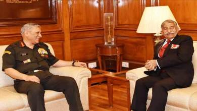 Photo of Arunachal: Governor meets Army Chief General Bipin Rawat