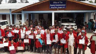 Photo of Arunachal: 52 GBs resigns in protest against shifting of district HQ