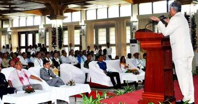 Make Arunachal Pradesh an 'Aadarsh Pradesh'- Governor