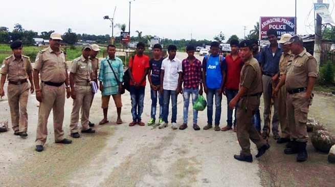 Assam NRC row: Arunachal on alert, Police caught ILP defaulters