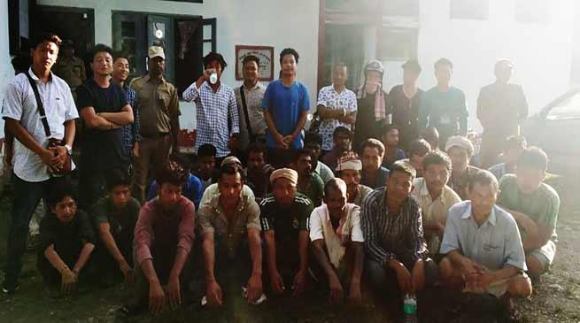 Arunachal: Police detected 2333 ILP violators all over state