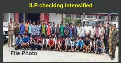 Itanagar: 100 ILP violators detected in 2 days- SP Capital