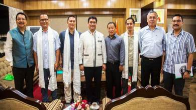 Photo of Arunachal: MOC members calls on CM Khandu