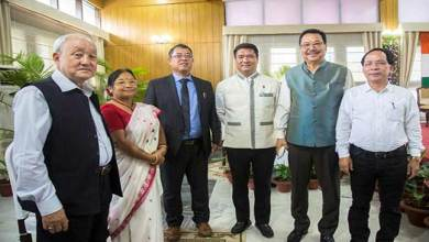 Photo of Arunachal:Nipo Nabam sworn-in as the Chairman, APPSC