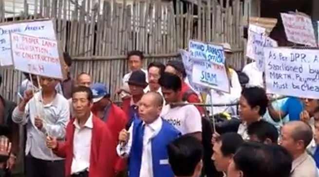Arunachal: APCC demand CBI probe on TAH compensation scam