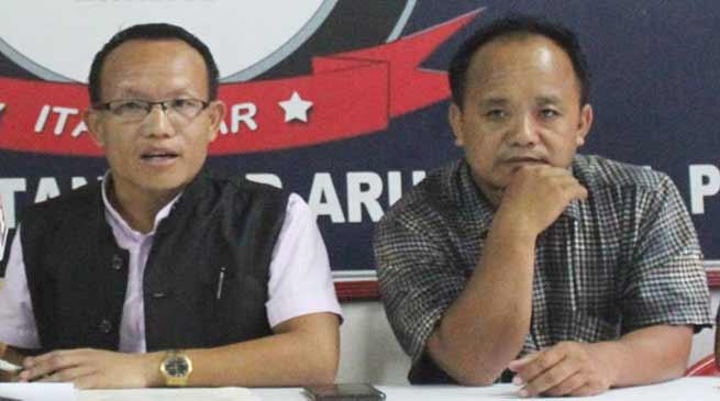 Itanagar:6850 SSA teacher will sit on three days Dharna