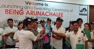 Itanagar: NGOs can assist authorities- Tumme Amo