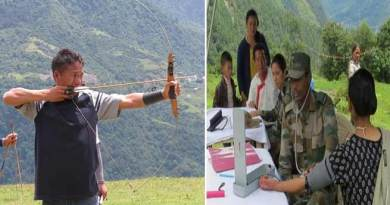 Arunachal: Army organises Archery Competition in Tawang