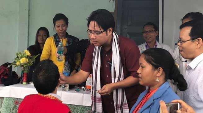 Arunachal: National Deworming Day-2018 launched in Balijan