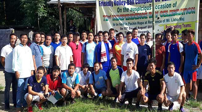 Arunachal:sport is a tool for unity, integrity and nation building- Toko Takam