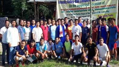 Photo of Arunachal:sport is a tool for unity, integrity and nation building- Toko Takam