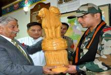 Photo of Itanagar: Governor felicitates Indian Army troops