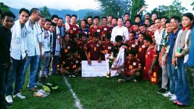 Photo of Arunachal: I-Day football tournament concludes
