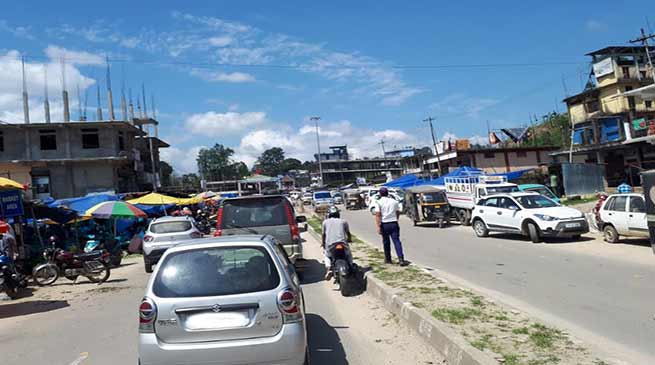 Itanagar : Will the denizens of capital be able to change the face of capital complex ?