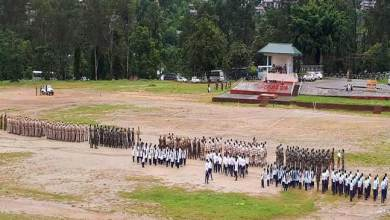 Photo of Itanagar: Rehearsal for 72nd I-Day celebrations begins