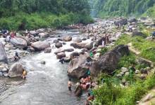Photo of Itanagar: locals demand ban on bathing and picnic near WTP in Senki river
