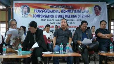 Photo of Arunachal: APCC Chief threatens for movement against TAH compensation issue