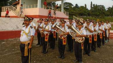 Photo of Itanagar: Band display to spread awareness about valiant acts