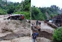 Photo of Arunachal: Flash flood, Landslide leave 3 dead, 3 missing in Itanagar
