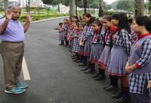 Arunachal Pradesh Governor encourages the children to study well and play regularly to become a good citizen of the Nation