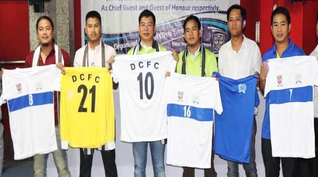 Arunachal: grab the opportunity of sports policy-Likha Maj