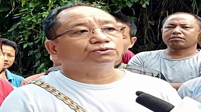 Arunachal: Pachin Murder Case, culprit should be arrested - Techi Kaso