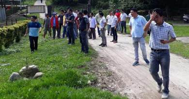 Itanagar: RGU land has been compromised due to encroachment- AAPSU