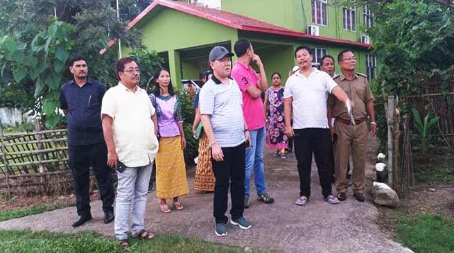 Arunachal:Community Hall cum Indoor stadium to be named after Late T C Teli– Nabam Rebia