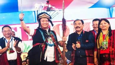 Photo of Arunachal: Khandu attends Bango Solung festival at Ruksin