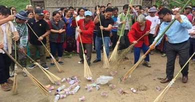 Arunachal: Swachhata Hi Seva launched all over state