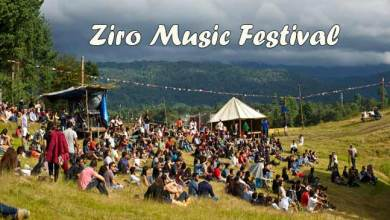 Arunachal: Ziro ready for 'Ziro Music Festival'