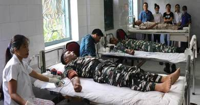 Itanagar:  donate blood for welfare of humanity-  SP Capital