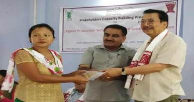 Arunachal: Agriculture can give a sustainable source of income- Chowna Mein