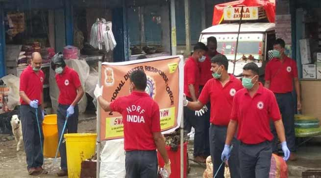 Arunachal: Week-long cleanliness drive at Doimukh ends today