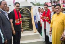 Itanagar: Khandu inaugurates festival ground of the Aka-Miji community