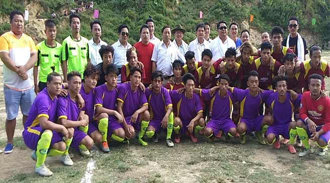 Arunachal: Kamle District Football League begins