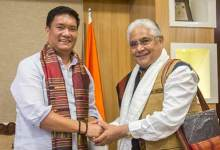 Photo of Itanagar: Chairman ASEAN India Business Council Lao PDR Chapter calls on CM Pema Khandu