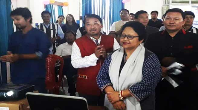 Arunachal: promo and website of PPRF-2018 launched