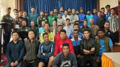 Arunachal: ACA announces state cricket team for Ranji Trophy