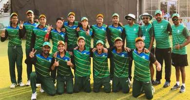 Arunachal Pradesh Cricket team beat Mizoram by 11 runs